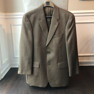 Ralph Lauren Camel Suit Jacket EUC - 41 Long